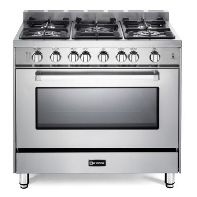 wolf 36 gas cooktop inch stove top electric all single oven range vefsgg5nss stainless steel