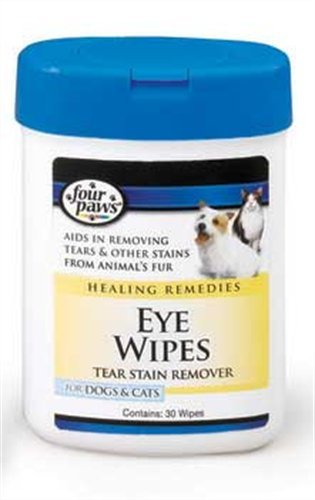 Eye Wipes for Dogs and Cats, 25 ct., My Pet Supplies