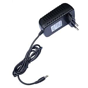 Cargador 9V compatible con Teclado Casio CTK-1200 (Fuente de alimentación) - enchufe español