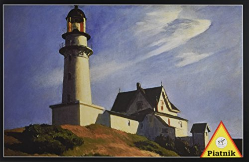 Piatnik Lighthouse 1000 Piece Edward Hopper Jigsaw Puzzle