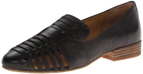 Dolce Vita Women's Cealey Slip-On Loafer,Black Embossed,7.5 M US