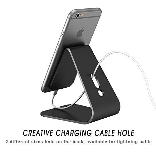 InzhiRui Aluminum Tablet Cell Phone Office Desk Display