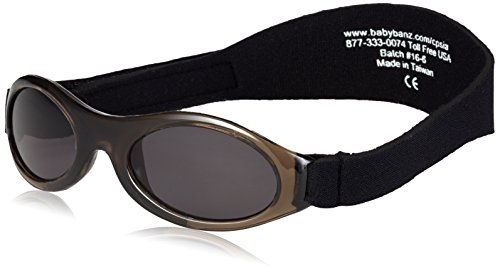 Adventure KidZ BanZ Sunglasses, Midnight Black