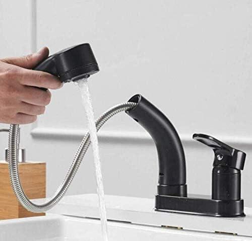 S-TING 蛇口 スクエアイノベーション蛇口は洗面流域の蛇口を持ち上げるように回転させることができ 水栓金具 立体水栓 万能水栓