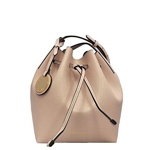 EMPORIO ARMANI Donna Borse Y3E080 YH15A BUCKET BAG FANCY PURP Y3E080 YH15A Cipria/Nero