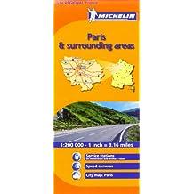 Michelin Paris & Surrounding Areas 514 Region France