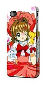 S1892 Cardcaptor Sakura Case Cover For IPHONE 5C
