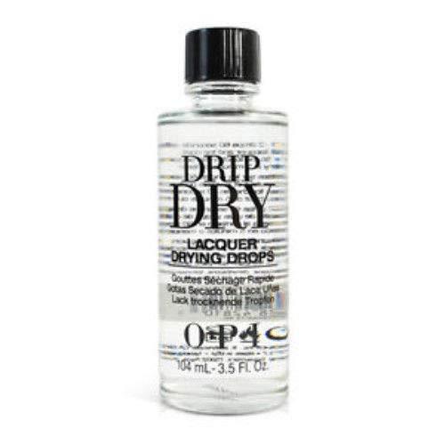 Drip Dry Nail Polish Dryer Drops 3.7 oz each ()