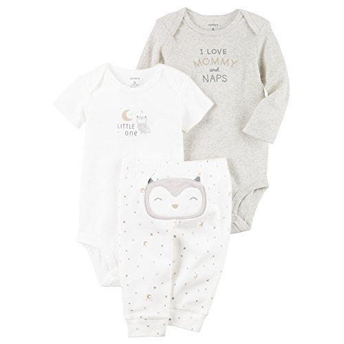 Carter's Baby 3 Piece I Love Mommy Set 12 Months