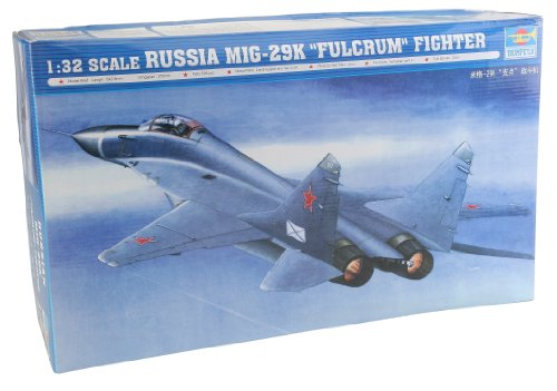 Trumpeter 1:32 - Mikoyan Mig-29k Russian Fulcrum for sale  Delivered anywhere in USA