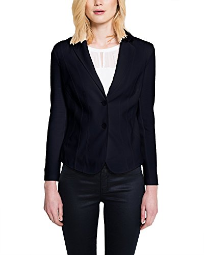 Comma 85.899.54.0083 - Chaqueta de traje Mujer Blau (blue 5955)