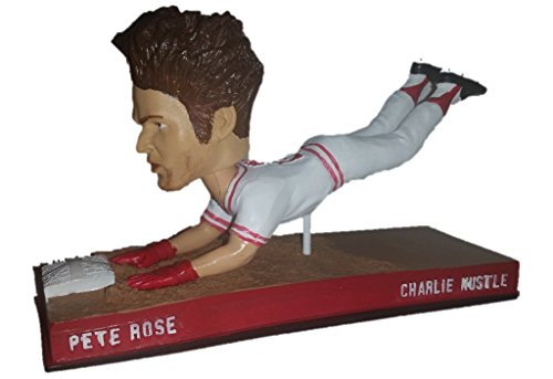 Pete Rose Cincinnati Reds Exclusive -