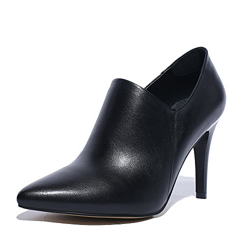 Black Donyyyy scarpe alto Tacco tacco Thirty eight trentaquattro qCwCIrxv