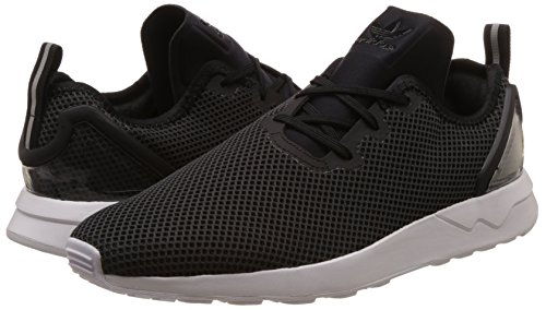 Adidas Originals ZX FLUX ADV ASYMMETRICAL Zapatillas Sneakers Negro para Hombre