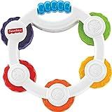 Fisher-Price Shake 'n Beats Tambourine Musical Toy