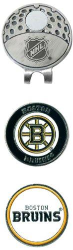NHL Boston Bruins Cap Clip With 2 Golf Ball (Boston Golf)