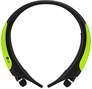 LG Tone Active - Auriculares in-ear, verde