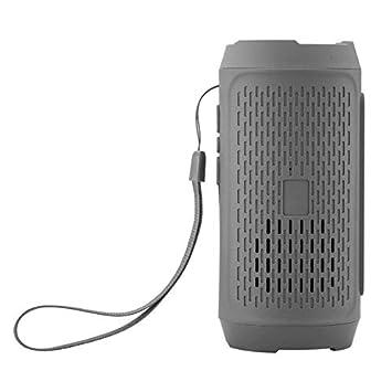 Portátil Inalámbrico Bluetooth Estéreo Tarjeta SD FM Altavoz ...
