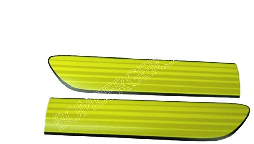 John Deere hood trim stripe decal set 4210 4310 4410 4610 LVU12283 LVU12284