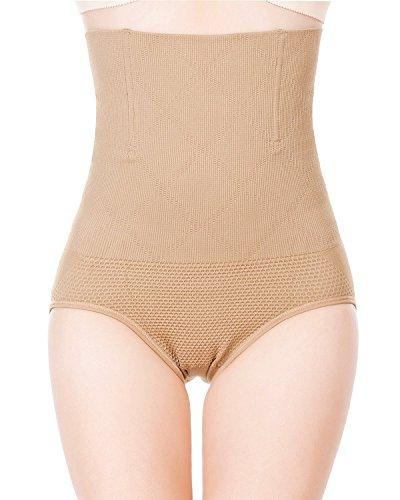 FUT Women High Waist Tummy Control Panty Body Shaper C-Section Recovery Slimming Underwear