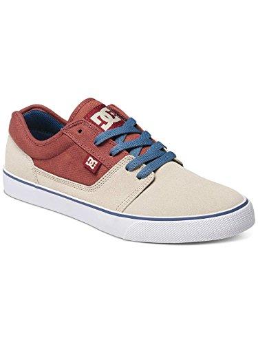 DC Shoes TONIK SHOE D0302905 - Zapatillas de ante para hombre Beige