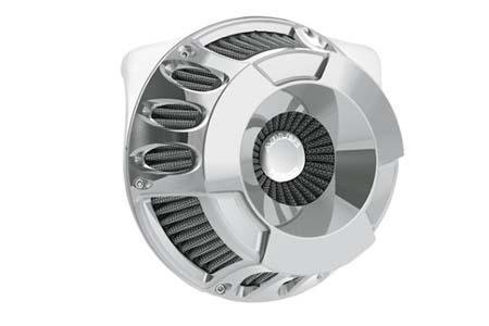 Arlen Ness 18-926 Chrome Inverted Series Air Cleaner Kit