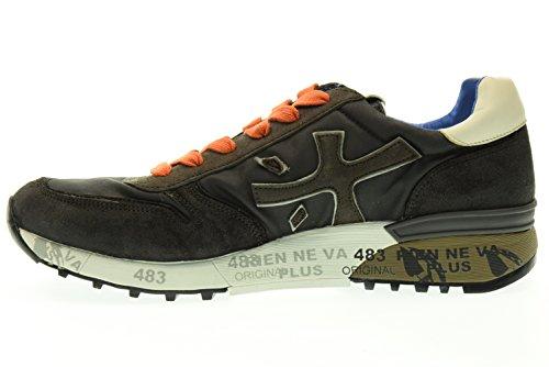 PREMIATA uomo sneakers basse MICK 1663 41 Marrone