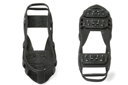 STABILicers Walk Stabilicers Ice Traction Cleat for Snow and Ice – Lite Duty Serious Traction cleats for Boots and Shoe Ice Cleats
