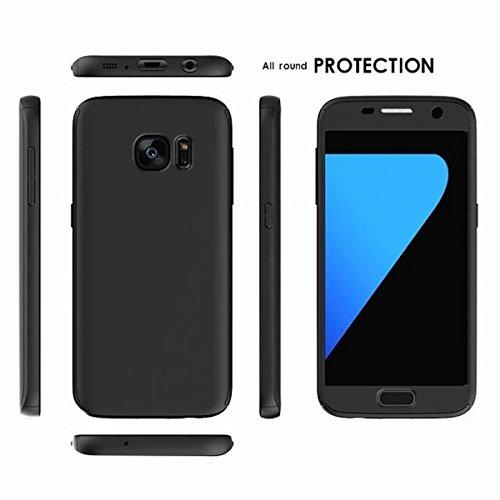 buy online c492c 7b376 Samsung Galaxy S7 Edge Full Body Hard Case--Inspirationc 360 All ...