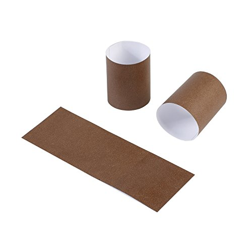 Gmark Paper Napkin Band Box of 2500 (Brown), Paper Napkin Rings self Adhesive GM1052