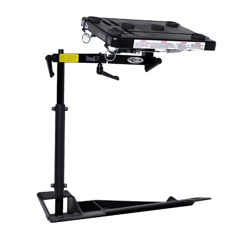 Jotto Desk Laptop Computer Mount for TOYOTA Tundra / Sequoia 07+ Base