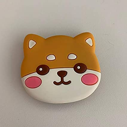 Shiba Inu Akita Doge Dog Universal Cell Phone Simple Ring Holder Stand Car Holder Collapsible