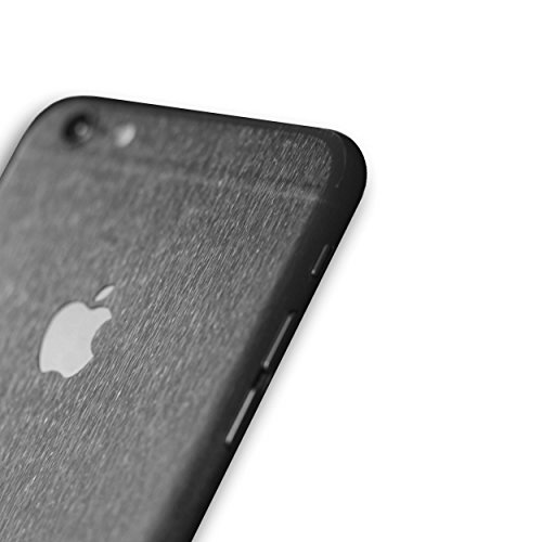 AppSkins Rückseite iPhone 6 PLUS Full Cover - Metal steel