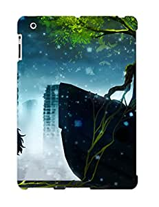 First-class Case Cover Series For Ipad 2/3/4 Dual Protection Cover Romantically Apocalyptic Xxfduw-5069-taunusm