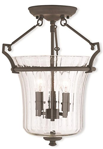 Livex Lighting 50923-07 Flush Mount from the cortland collection (item_by#lightingbm_300262175008208 - Cortland Collection
