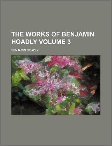 Descargar libros electrónicos gratis para el teléfonoThe works of Benjamin Hoadly Volume 3 in Spanish PDF
