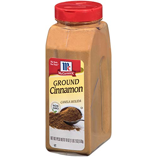 McCormick Ground Cinnamon, 18 oz Apple Spice Cake Recipe