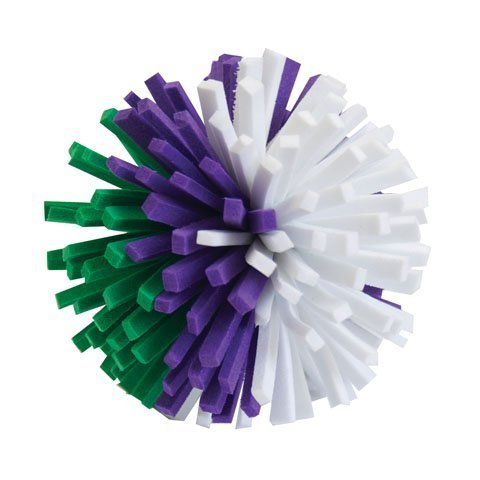 Cat Toy Soft Spikey Ball (One Count) By Cosmic/Ourpets