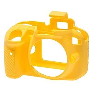 easyCover Case for Nikon 3300 - Yellow