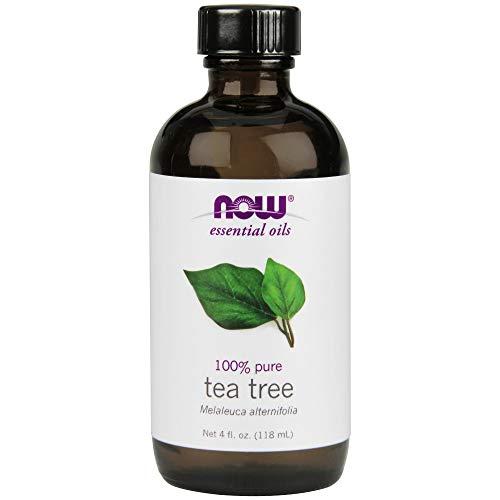 Now Essential Oils, Tea Tree Oil, 4-Ounce