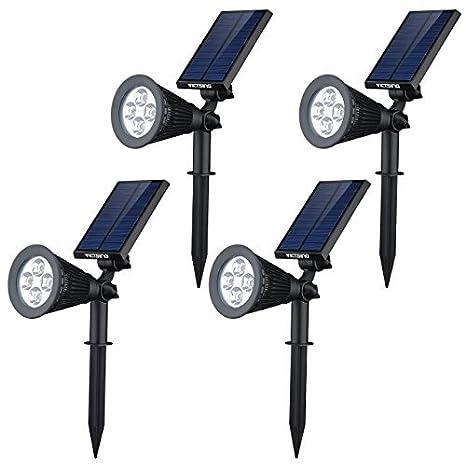 VicTsing Luz Foco de LED 15000MCD Ultra Brillante de Pilas con Inteligente Sensor para Uso en