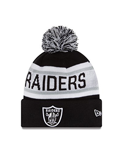 Oakland raiders beanie the best Amazon price in SaveMoney.es 04a3be22b434