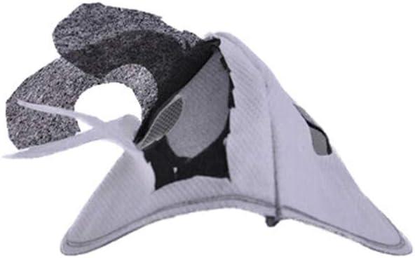 PM2.5 Filter mit Aktivkohlefilter 1 St/ück. Staubschutz N//A Fahrrad-Gesichtsabdeckungen
