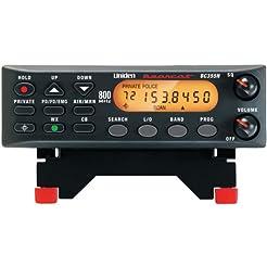 Uniden BC355N 800 MHz 300-Channel Base/M...