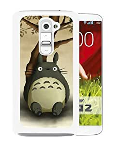 Popular LG G2 Case ,Beautiful And Unique Designed With My Neighbor Totoro 14 White LG G2 Cover