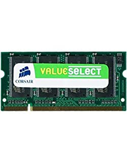 Corsair 1GB (1x1GB) DDR 333 MHz (PC 2700) Laptop Memory (B0007OWN9K) | Amazon price tracker / tracking, Amazon price history charts, Amazon price watches, Amazon price drop alerts