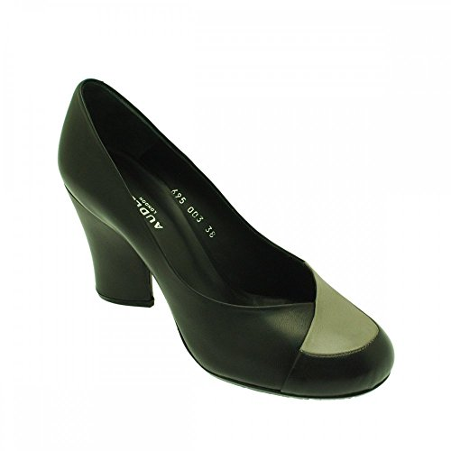 Audley Negro Zapatos multicolor De Para Mujer Negro Vestir rwrZqz7