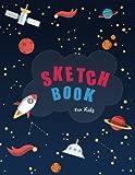 Sketch Book for Kids: Blank Paper for Drawing - 110 Pages ( 8.5x11 )Blank Paper for Drawing, Doodling or Sketching (Sketchbooks for Kids)