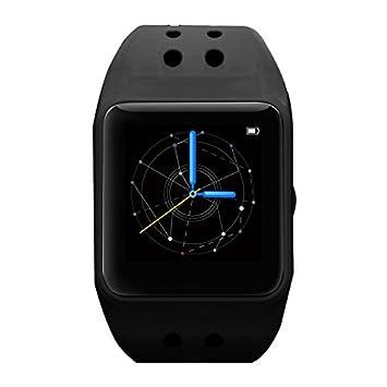 "PRIXTON SW10 1.54"" LED Negro Reloj Inteligente - Relojes Inteligentes (3,91 cm"