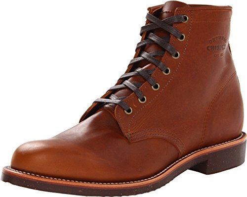 Chippewa 1901M26 Men's 6-in Service Boot Tan Renegade 8 E US